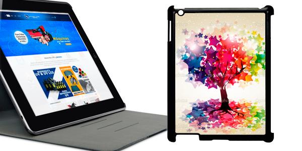 Personaliza el protector de tu iPad